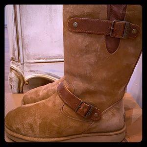 Women's Brown UGG boots